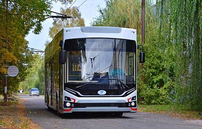 Ивановская область закупит 31 троллейбус