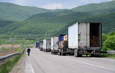 Ситуация с очередями грузовиков на границе между Приморьем и КНР нормализовалась