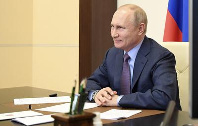 Путин поддержал идею отшить для него коллекцию спортивной одежды российского производства