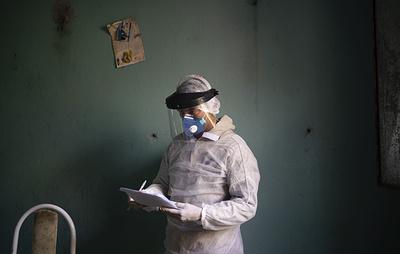 В Бразилии, Мексике и Индии установлены рекорды по заразившимся и умершим из-за COVID-19