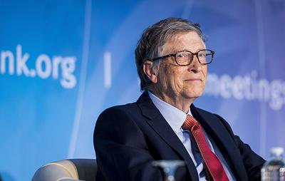 Билл Гейтс отверг обвинения в желании чипировать население земли