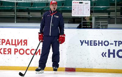 Брагин сменил Кудашова на посту главного тренера сборной России по хоккею