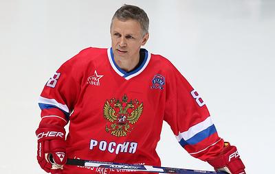 Игорь Ларионов возглавил молодежную сборную России по хоккею