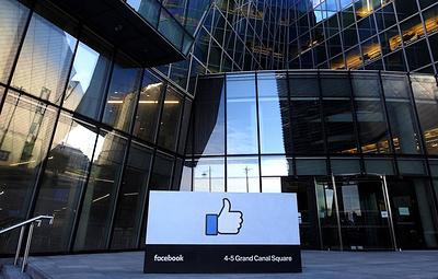 Facebook не нашла следов иностранного вмешательства в протесты в США