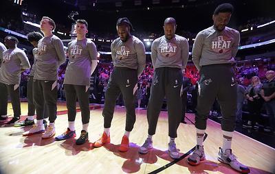 Профсоюз игроков НБА одобрил утвержденный руководством лиги формат возобновления сезона