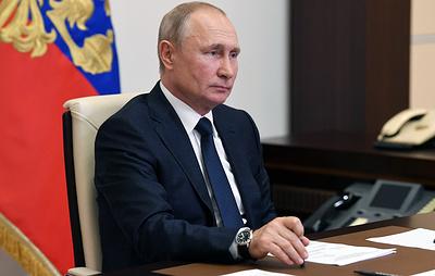 Путин поручил разработать учебные курсы и дисциплины в области генетики для школ