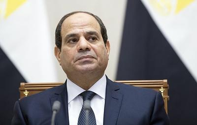 Президент Египта объявил о новой инициативе по преодолению кризиса в Ливии