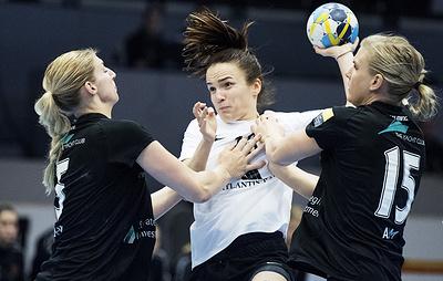 Женская Лига чемпионов по гандболу завершена досрочно из-за коронавируса