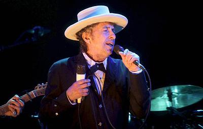 Альбом Боба Дилана в девятый раз возглавил британский хит-парад