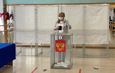 Памфилова приняла участие в голосовании по поправкам к конституции
