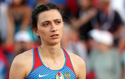Ласицкене не поддерживает обращение комиссии спортсменов к МОК и призывает выплатить штраф