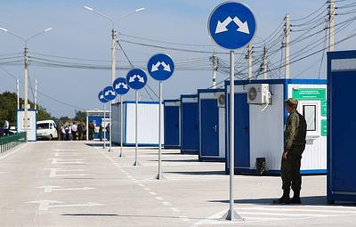 ДНР приостановила пропуск граждан через линию соприкосновения с Украиной