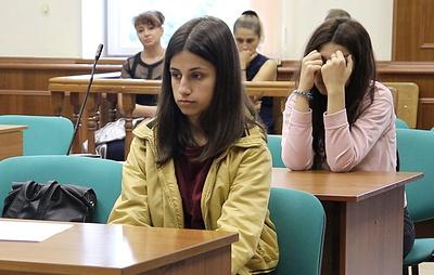 Экспертизы выявили, что две сестры Хачатурян в момент убийства осознавали свои действия