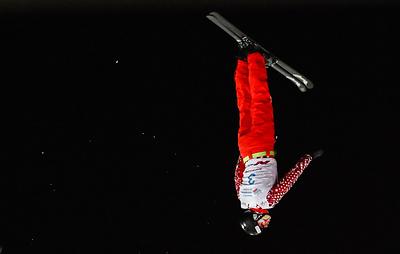 Сборная России по лыжной акробатике планирует провести тренировочный сбор в Чехии