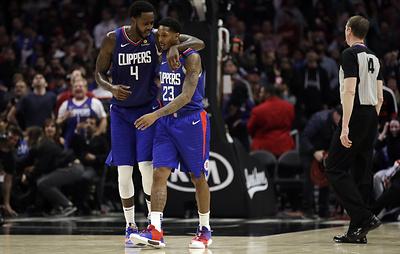 """СМИ: случай заражения коронавирусом выявлен в клубе НБА """"Лос-Анджелес Клипперс"""""""