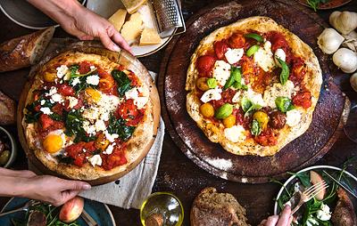 Пицца — любовь моя