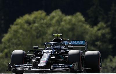 """Пилот """"Мерседеса"""" Боттас выиграл квалификацию первого в сезоне этапа """"Формулы-1"""""""