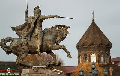 В Армении расследуют гибель российского военного