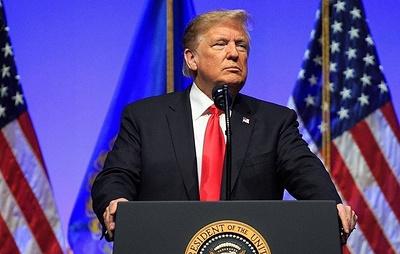 """Трамп заявил, что США """"свергли коммунистов"""