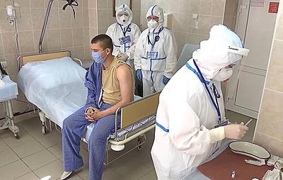В Минобороны рассказали о состоянии вакцинированных от коронавируса добровольцев