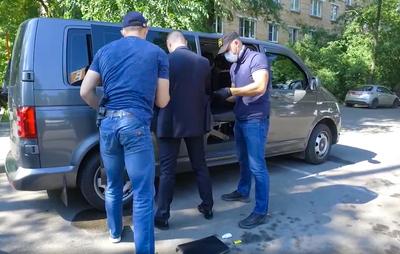 В Москве задержали советника главы Роскосмоса Ивана Сафронова