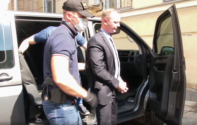 Сафронов подозревается в передаче секретных сведений одной из спецслужб НАТО