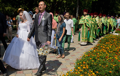 В России отмечается День семьи, любви и верности
