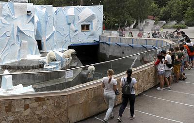 Посещаемость зоопарка в Новосибирске упала на 70% в выходные после возобновления работы