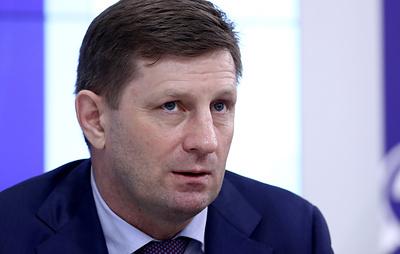 СК возбудил дело против губернатора Хабаровского края Сергея Фургала