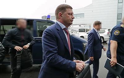 Сергею Фургалу предъявили обвинение по делу об убийствах