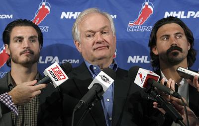 СМИ: НХЛ и профсоюз игроков лиги договорились о продлении коллективного соглашения