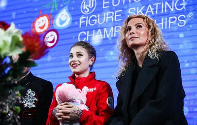 """""""Космос"""" в мониторе. Россиянки выиграли две из семи номинаций первой в истории премии ISU"""