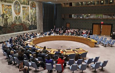 СБ ООН принял резолюцию о продлении на год трансграничного механизма помощи Сирии