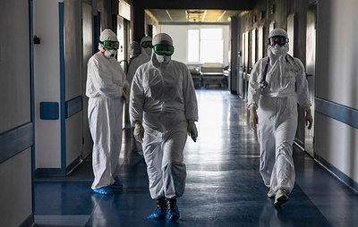 В США за сутки коронавирусом заразились более 71 тыс. человек