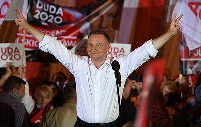 В Польше завершился второй тур президентских выборов