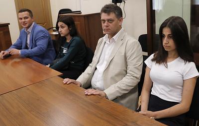 Генеральная прокуратура утвердила обвинительное заключение по делу сестер Хачатурян