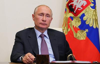 Путин сократил центральный аппарат МВД более чем на 130 человек