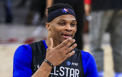 Восьмикратный участник Матчей звезд НБА Уэстбрук заразился коронавирусом