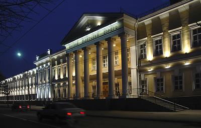 Омский кадетский корпус отменил набор в 2020 году из-за аварийного состояния здания