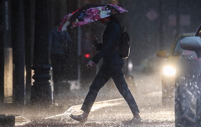 В Гидрометцентре рассказали о причинах дождливого лета в Москве