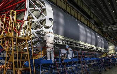 """Частная компания МТКС изготовит четыре образца многоразовых космических кораблей """"Арго"""""""