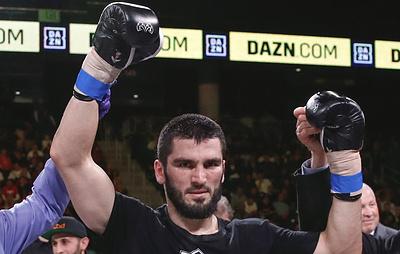 Боксерский поединок Бетербиев - Мэн Фаньлун должен состояться 25 сентября в Екатеринбурге