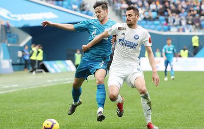 Программа 29-го тура чемпионата России по футболу откроется четырьмя матчами в среду