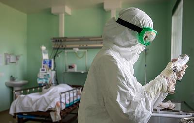 В России за сутки выявили 6 422 заразившихся коронавирусом