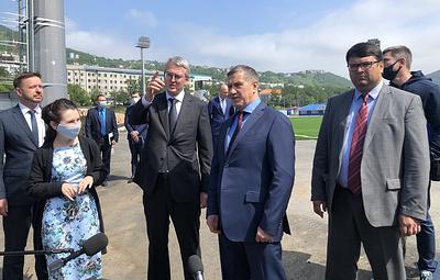 Трутнев посоветовал Камчатке при развитии туризма сосредоточиться на инфраструктуре