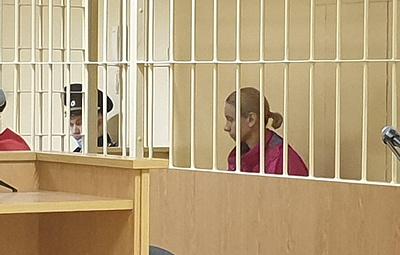 Суд в Петербурге арестовал вдову рэпера Картрайта