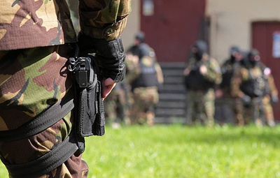 В Назрани ликвидировали боевика в ходе контртеррористической операции