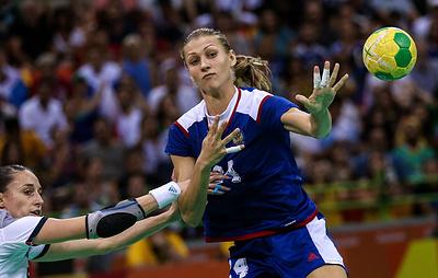 Олимпийская чемпионка по гандболу 2016 года Близнова завершила карьеру
