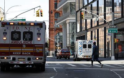 Число случаев заражения коронавирусом в США превысило 5 млн