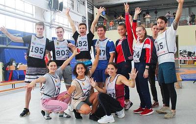 """Команда спортшколы """"Молния"""" одержала победу на соревнованиях ГТО по многоборью в Ярославле"""